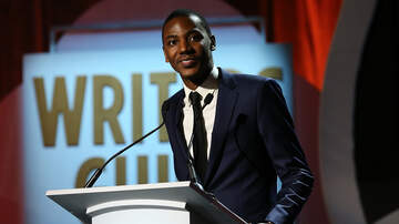 Angie Martinez - Jerrod Carmichael Admits that He's Messed Around with Guys Before