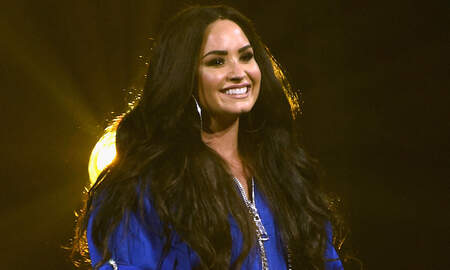 Trending - Demi Lovato Opens Up About Motherhood: 'I Want To Start A Family'