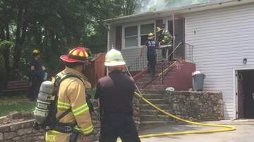 Lynchburg-Roanoke Local News - Roanoke County:  A family of four is displaced after a house fire