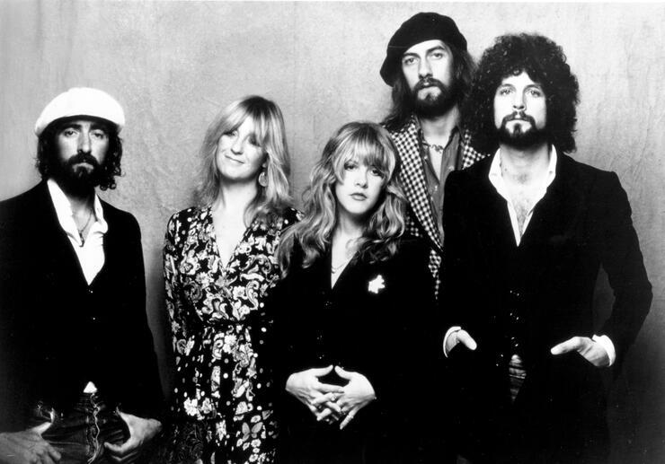 Fleetwood Mac Portrait