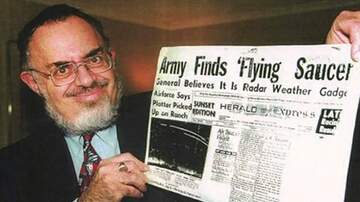 Coast to Coast AM with George Noory - RIP Stanton Friedman