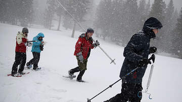 Top Stories - Heavy Snow Expected for Sierra
