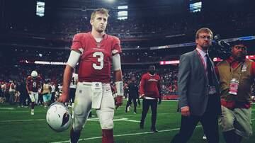 The Rich Eisen Show - Josh Rosen Still Hasn't Talked To Cardinals GM Since Trade