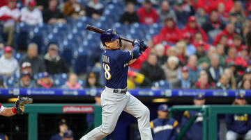 Brewers - Brewers bounce back with 6-1 win over Phillies Tuesday night