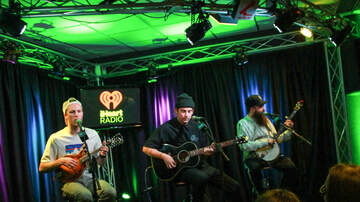 Radio 104.5 Studio Sessions - Judah & the Lion Studio Session Photos - May 2019