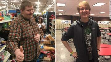 Scott and Sadie - A Kid Started Walking to School Every Day and Lost 115 Pounds