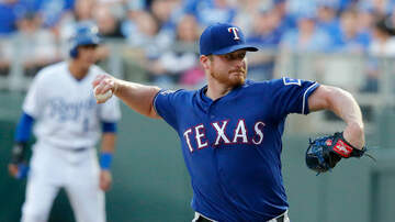 Sports Desk - Royals Run Over Rangers
