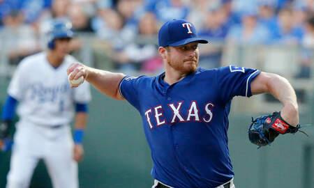 Sports Desk - Royals Run Over Rangers