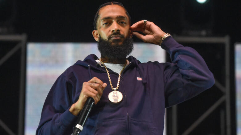 Nipsey Hussle's Estate Is Being Sued For $32K | FM106 1