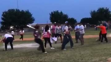 Patrick Sanders - Brawl Breaks Out Between Parents At Texas T-Ball Game