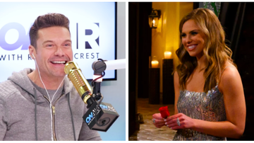Ryan Seacrest - Ryan Seacrest Shares His 'Bachelorette' First Impression, Limo Move: Watch