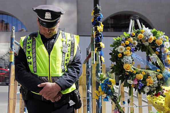 2nd Anniversary Of Boston Marathon Bombing Commemorated In Boston