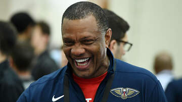 Sports Top Stories - New Orleans Pelicans Coach Had The Best Reaction To Winning No. 1 Pick
