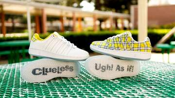 Suzette - There's A Clueless Sneaker Collection & I Need A Pair So Bad