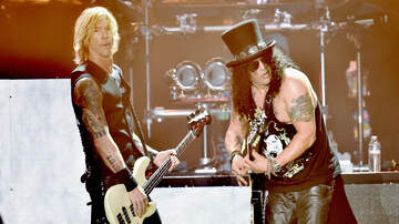 Rock News - Duff McKagan Says Izzy Stradlin Disappeared During GNR Reunion Talks