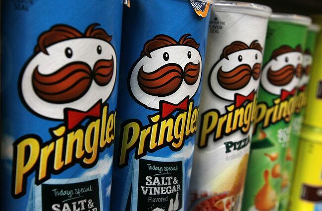 Proctor & Gamble Sells Pringles Brand To Diamond Foods For $1.5 Billion