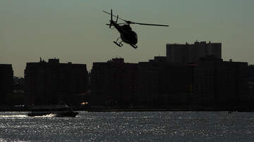 image for Helicopter Crashes Into Hudson River Near West Side Of Manhattan
