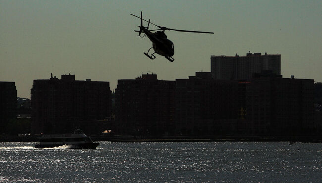 FAA Imposes New Rules For Aircraft Flying Over New York City