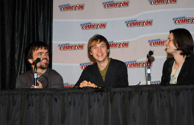 Prince Caspian Panel Preview At The New York ComicCon