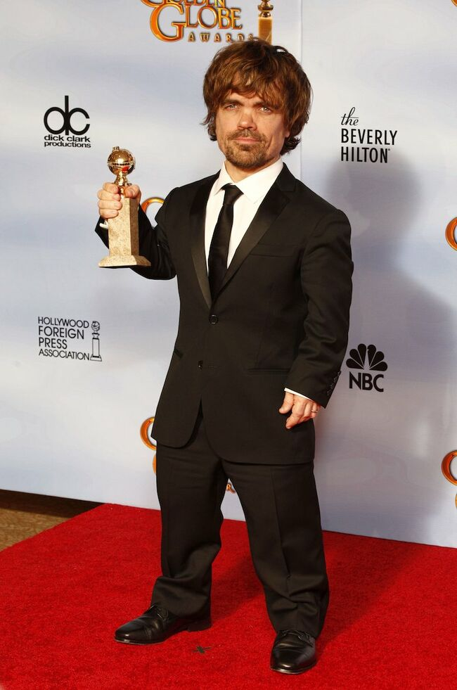 69th Annual Golden Globe Awards - Press Room