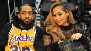 Trending - Lauren London Writes About Late Boyfriend Nipsey Hussle's Legacy
