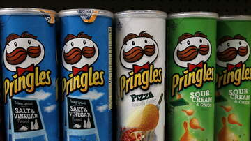Dr Darrius - Guess The New Pringles Mystery Flavor And You Could Win $10,000