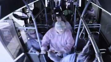 Jake Dill - Video Shows Elderly Man Being Shoved From Bus Before His Death