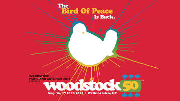 Rock News - Court Rules In Favor Of Woodstock 50, Organizers Say Festival Is On!
