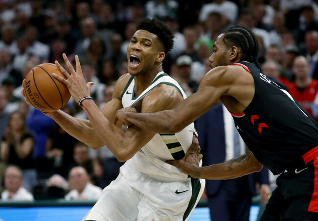 Toronto Raptors v Milwaukee Bucks - Game One