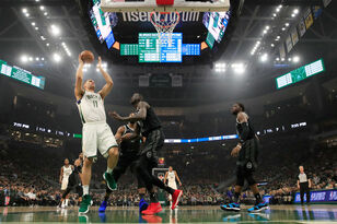 Brook Lopez was the key for the Bucks in Game 1 win over Toronto