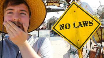 None - A City With No Laws: Spending 24 Hours In It