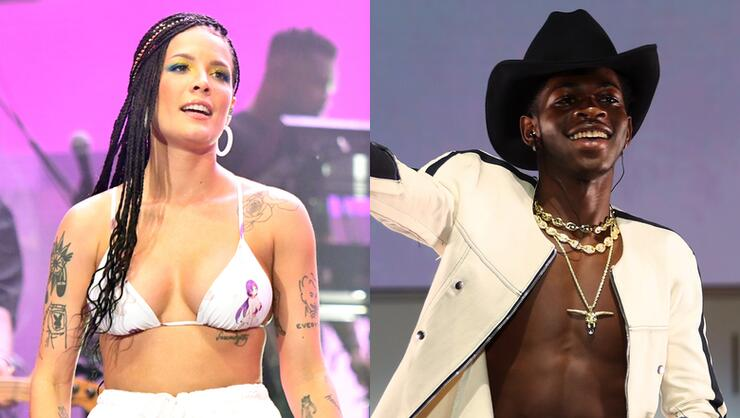 Halsey Twerking To Lil Nas X's 'Old Town Road' Is A Total Mood   iHeartRadio