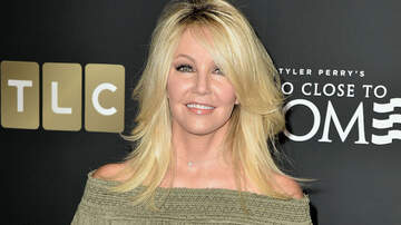 None - Heather Locklear Returns to Rehab  Months After Psychiatric Hospitalization