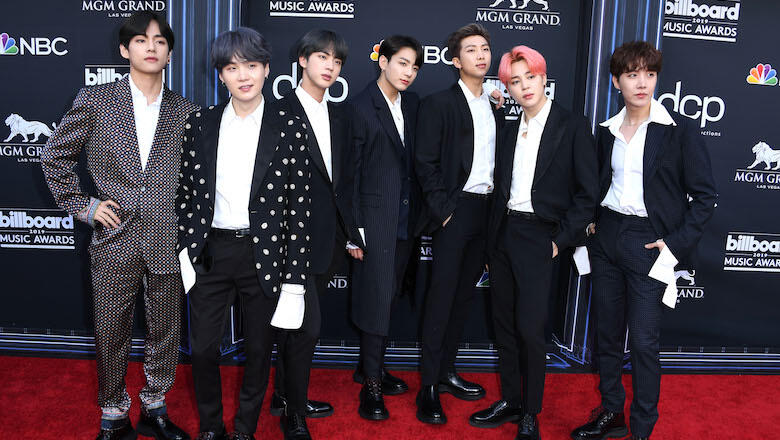 BTS Issues Statement Supporting Black Lives Matter: 'We Condemn Violence'   iHeartRadio
