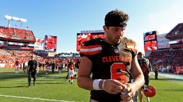 Bill Reed - Look Who Baker Mayfield is Going to Bat For!