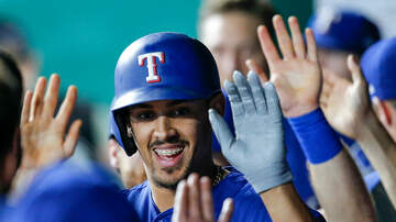 Sports Desk - Rangers Power Past Royals To End Skid