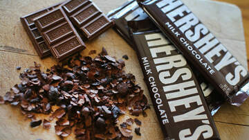 Entertainment News - Hershey's First Chocolate Bar Redesign In 125 Years Looks Quite Familiar