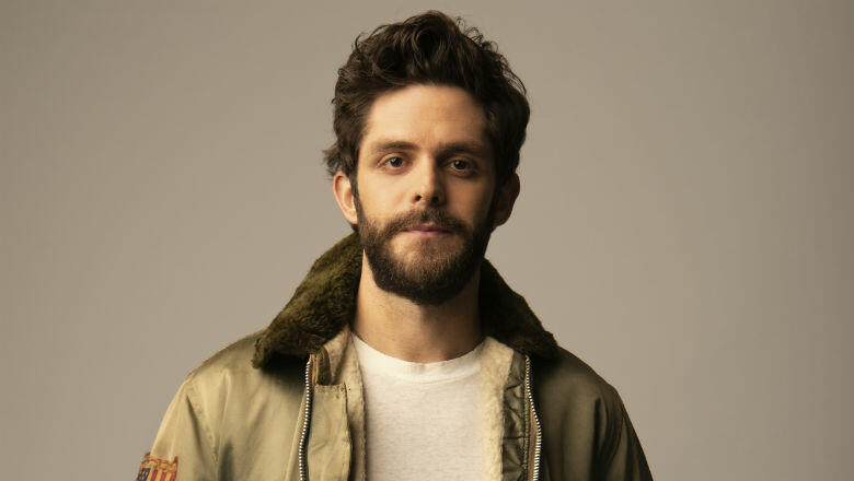 thomas rhett to celebrate 39 center point road 39 with album release party iheartradio. Black Bedroom Furniture Sets. Home Design Ideas