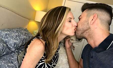 Weird News - YouTuber Who Kissed His Sister Now Disgusts Internet By Kissing His Mom