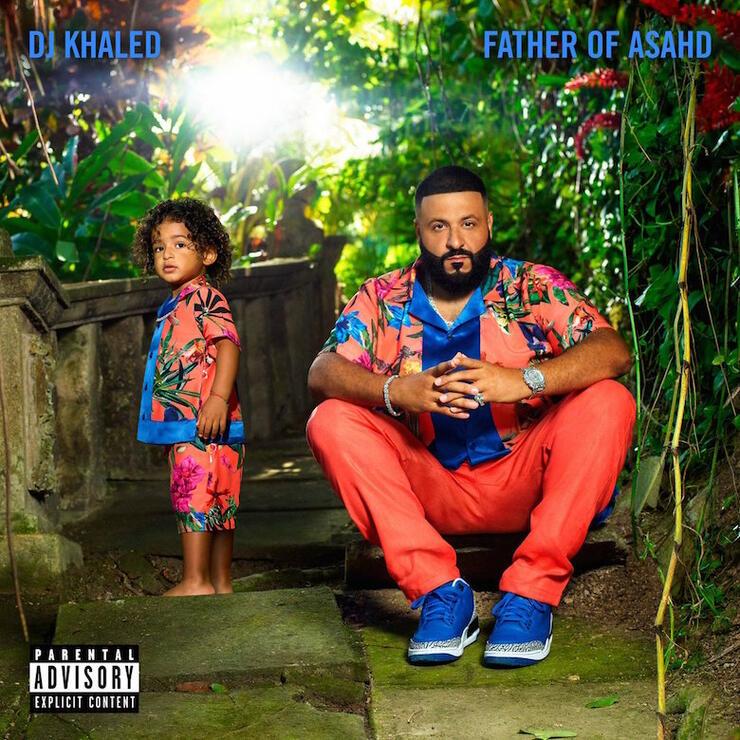 DJ Khaled - 'Father of Asahd' Album Cover Art