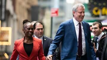 Honey German - NYC Mayor de Blasio Announces Run For President