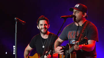 iHeartCountry - Thomas Rhett's 'Very Hot Summer' Tour Keeps Family Traditional Alive