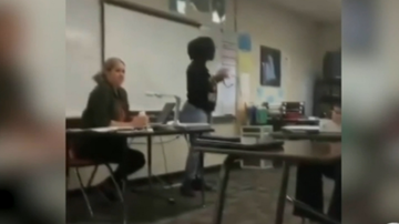 Qui West - Mother Confronts Class Over Daughter's Bullying!