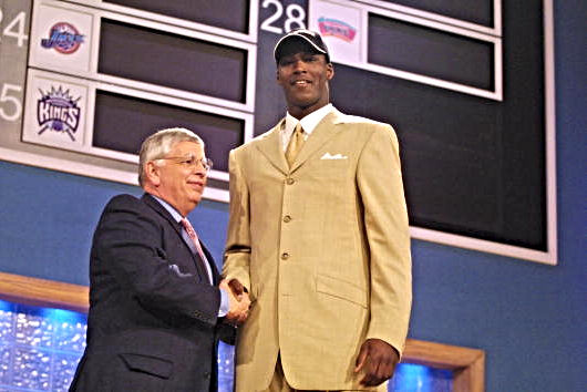 Top 6 Greatest Number One Overall Picks in NBA Lottery History (1985)
