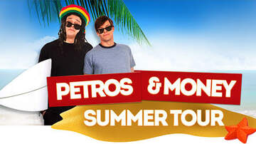 Petros and Money Chevy Summer Tour - Petros and Money Chevy Summer Tour Is Back!