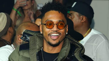 Trending - Trey Songz May Have Welcomed His First Child, He Hints About Son's Arrival