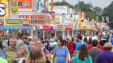 The Justin Brady Show - At the Iowa State Fair You Can Never Have Enough...
