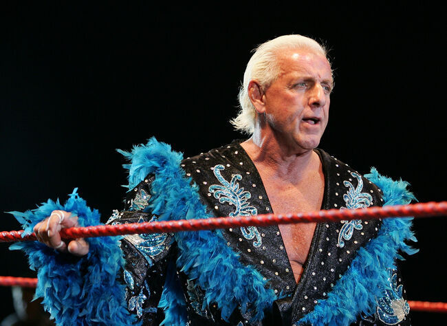 WWE Legend Ric Flair
