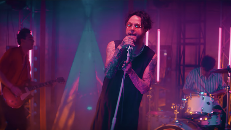 Lovelytheband And Dillon Francis Share Wacky 'Change Your Mind' Video