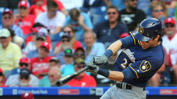 Brewers - Brewers pound Phillies 11-3 on Thursday afternoon